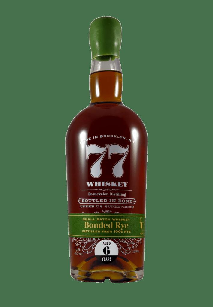 77 Whiskey - Bonded Rye